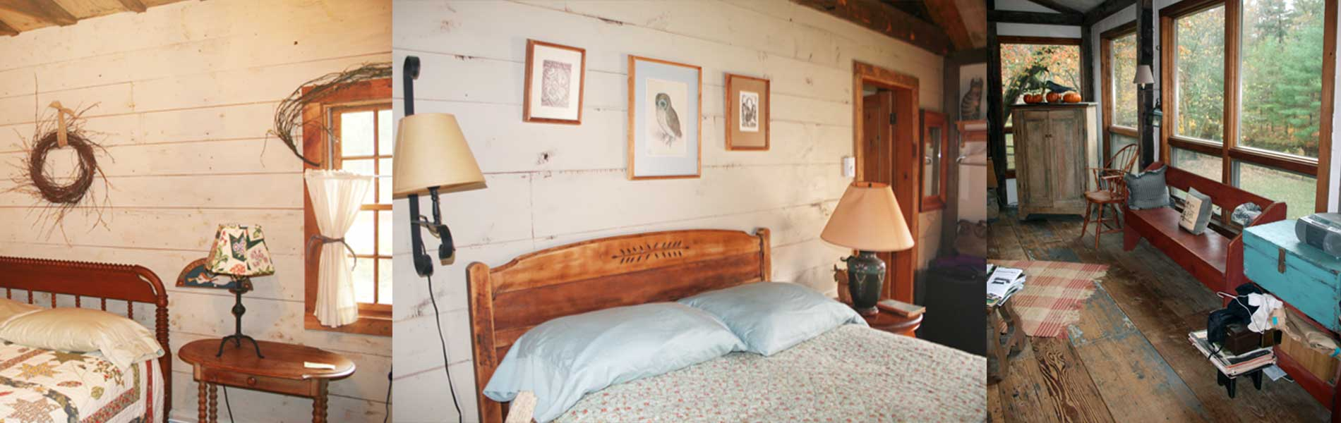 Warm Accommodations, New England Charm